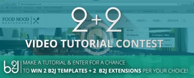 2+2 Video Tutorial Contest!