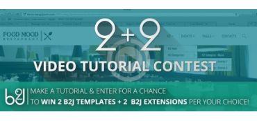 2+2 Video Tutorial Contest!