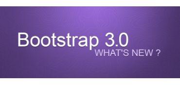 Hello Bootstrap 3.0!